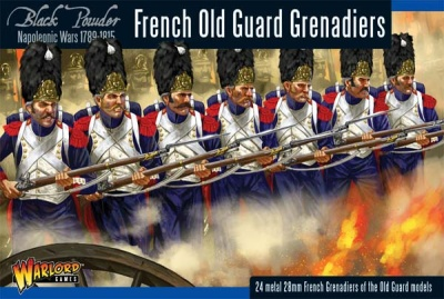 French Old Guard Grenadiers (24)