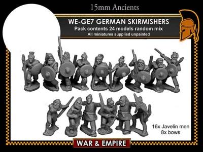 German Skirmishers