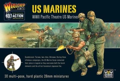 US Marines Plastic Set (30)
