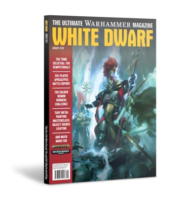White Dwarf 036 August 2019