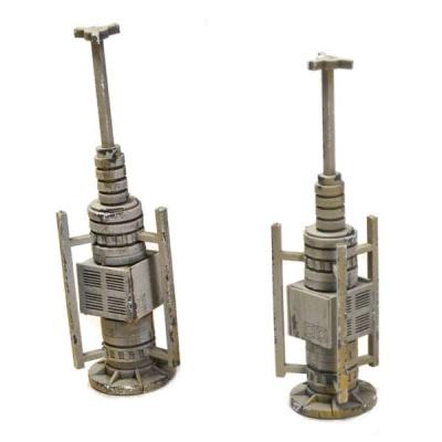 Moisture Vaporators (2)