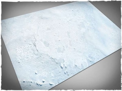 Game Mat - Winter 6x4