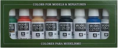 Model Color Set 03: Wargames Basics (8)