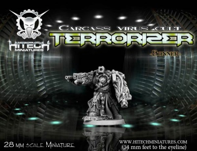 28mm Terrorizer - Bonner-