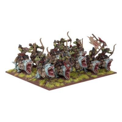 Goblin Fleabag Rider Sniffs Regiment (10)