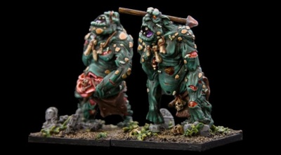 Drakskull's Menace Undead Trolls
