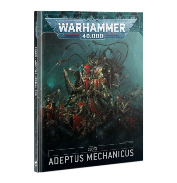 Codex: Adeptus Mechanicus (2017)