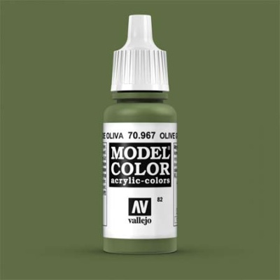 Model Color 082 Olivgrün Hell (Olive Green) (967)