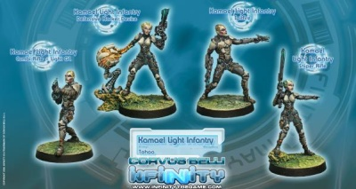 Kamael Light Infantry (4) (TOH)