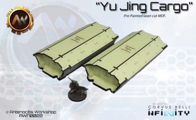 Yu-Jing Cargo (2) OOP