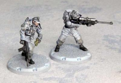 Wehrmacht Sturmgrenadier Specialists (4)