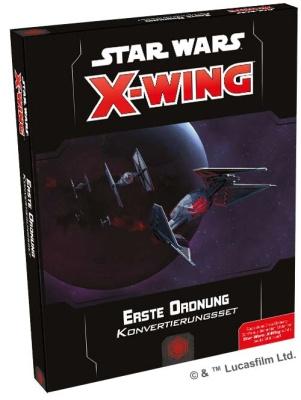 SW: X-Wing 2.Ed. Erste Ordnung  Konvertierungsset
