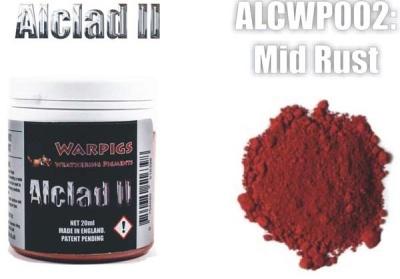 Alclad II PIGMENT: Mid Rust