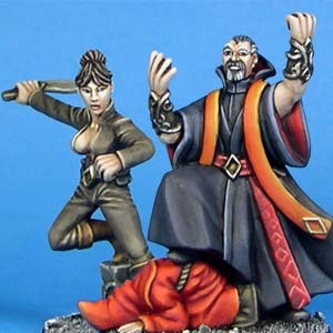 The Guru & Kali