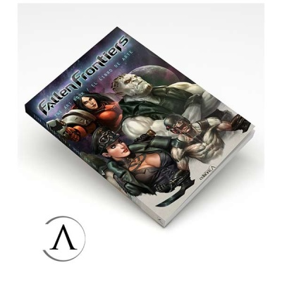 Fallen Fronties - The Art Book