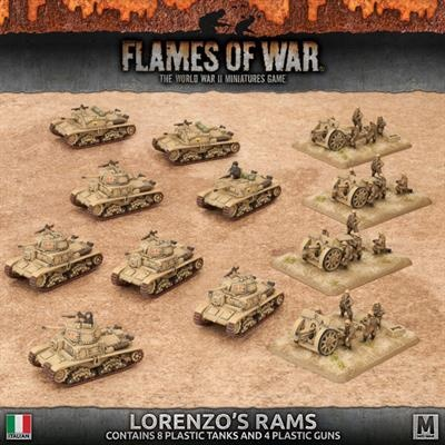 Italian Army Deal (Plastic)