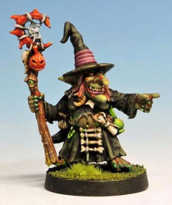 Black Goblins Witch