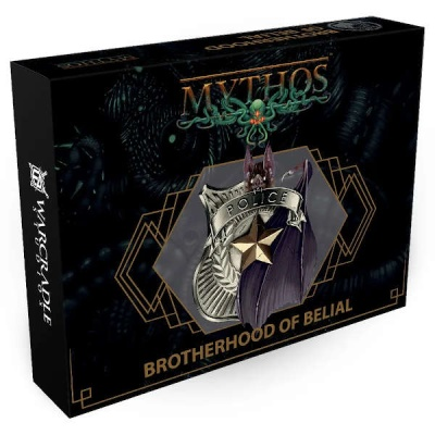 Mythos: Brotherhood of Belail Faction Starter Set