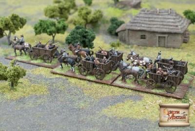 Zaphorozian Cossack Tabor