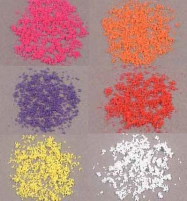 Blüten lose  (6 Farben)