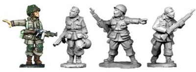 US Airborne Characters (4)