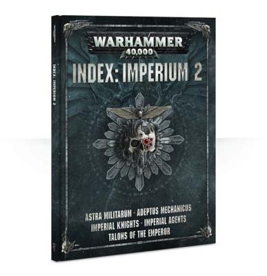 Index: Imperium 2 (englisch)