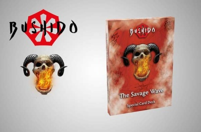 Savage Wave Special Card Deck