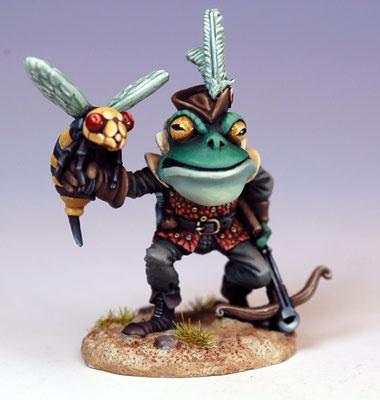 Frosch Jäger
