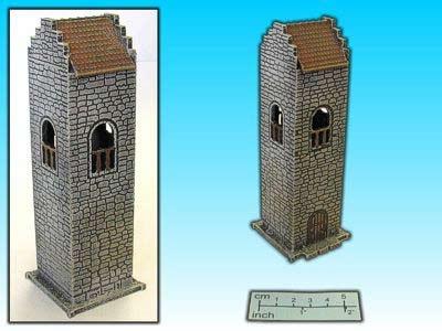 Geländestück Wachturm (15mm)