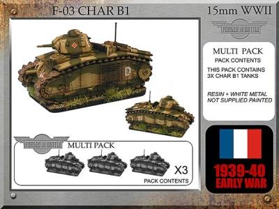 French Char B1 bis (3)