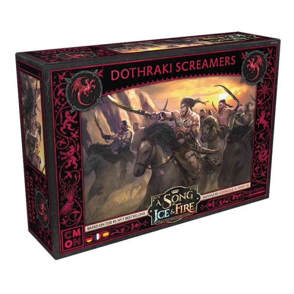 A Song of Ice & Fire - Dothraki Screamers - Erweiterung DE