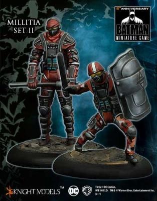 Militia Set II (2)