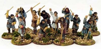 Carolingian Levy (Javelins)