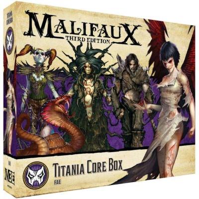 Malifaux (M3E): Titania Core Box