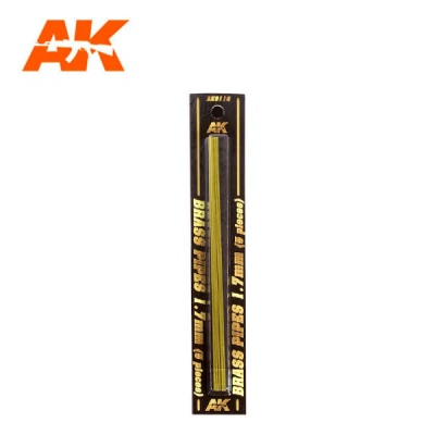 Messingrohre 1,7mm (2)