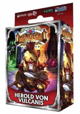 Super Dungeon Explore - Herold von Vulcanis