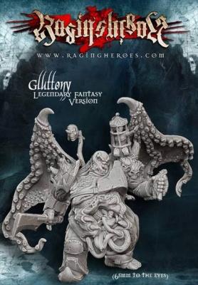 Gluttony - Fantasy, LEGENDARY size