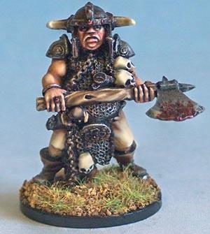 Guntor- a.k.a 'The Axeman'