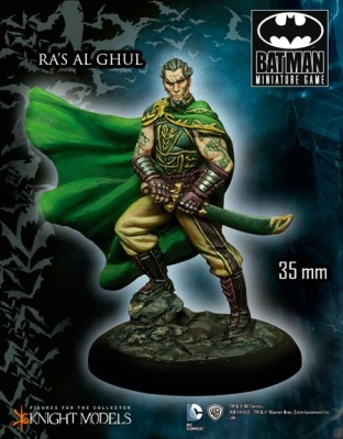 Ras al Ghul - Arkham City