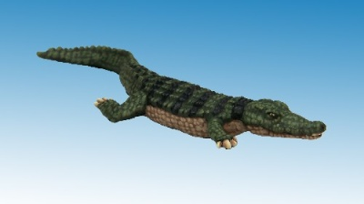 Nile Crocodile (1)