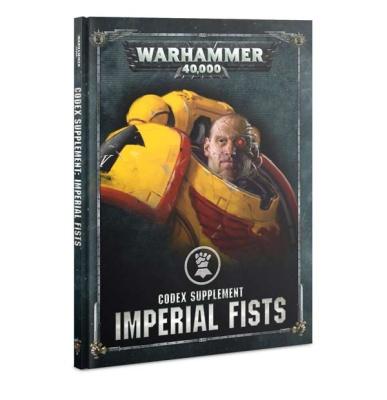 Codex-Ergänzung: Imperial Fists