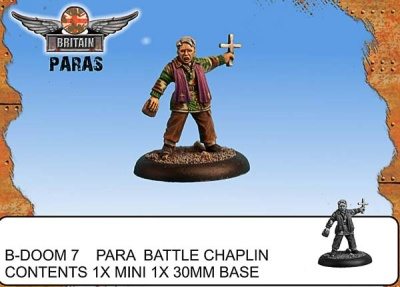 Para Battle Chaplain