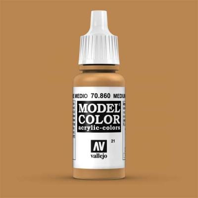 Model Color 021 Mittlere Hautfarbe (Medium Fleshtone) (860)