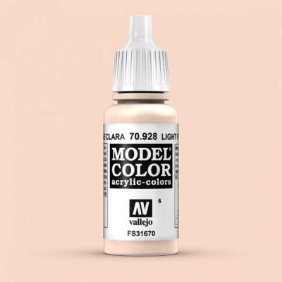 Model Color 006 Helle Hautfarbe (Light Flesh) (928)