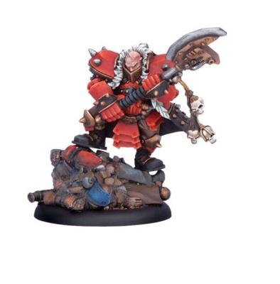 Khador Epic Warcaster Orsus Zoktavir