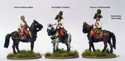Early mounted High Command (3)
