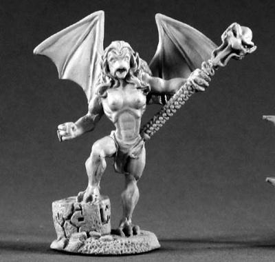 Gargoyle Matron