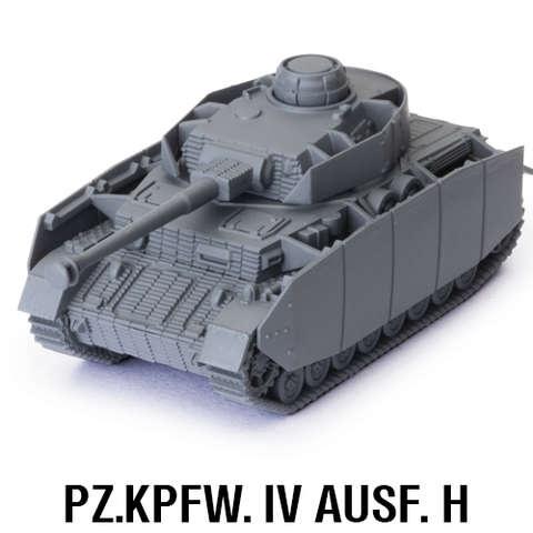 World of Tanks Expansion - German (Panzer IV H)