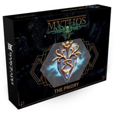 Mythos: The Priory Faction Starter Set