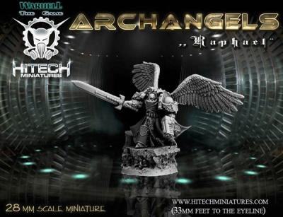 28mm Archdieacon Raphael